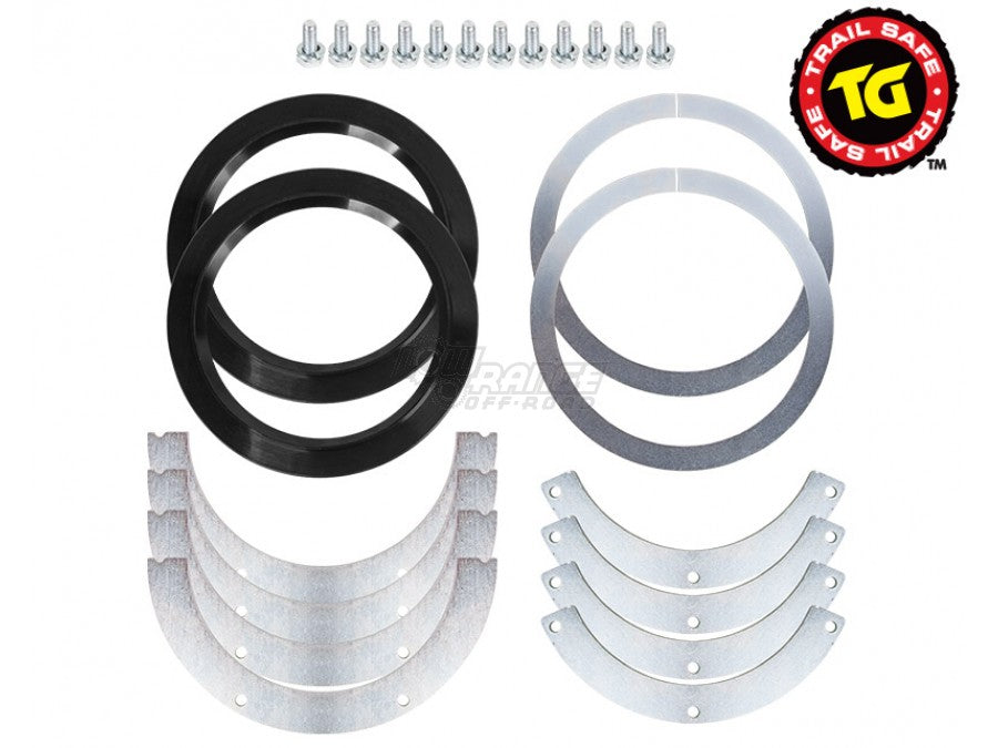 1990-1997 Toyota FJ80 Land Cruiser Trail Safe Knuckle Ball Wiper Seals by Trail Gear