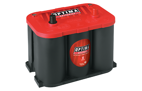 Optima 8003-151 Red Top Starting AGM Battery D34R CCA 800 amps