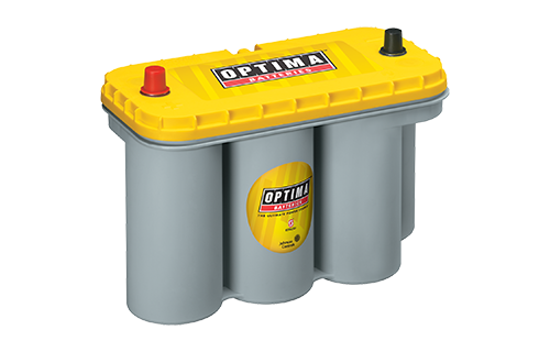 Optima 8051-160 YellowTop Deep Cycle & Starting AGM Battery D31A, CCA 900 amps