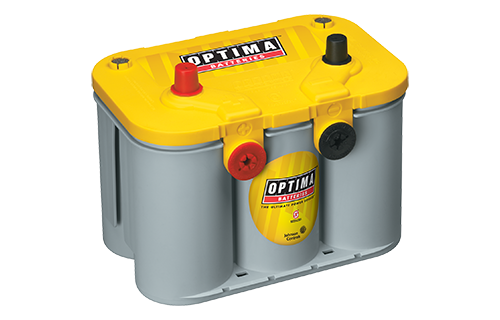 Optima 8014-045 Yellow Top Deep Cycle & Starting AGM Battery D34/78, CCA 750 amps