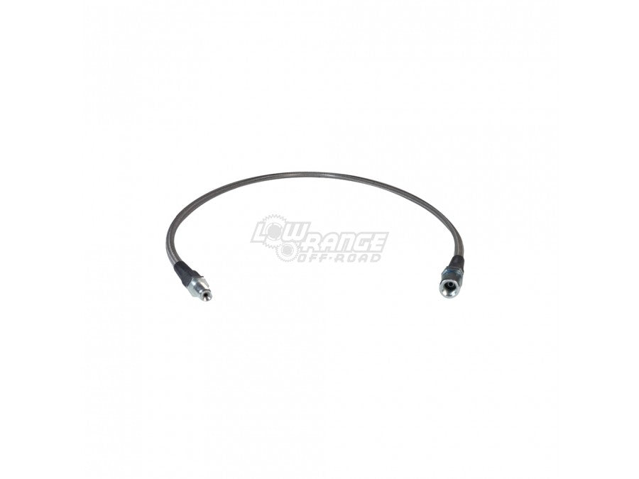 Toyota Stainless Steel Braided Coated Extended Brake Lines