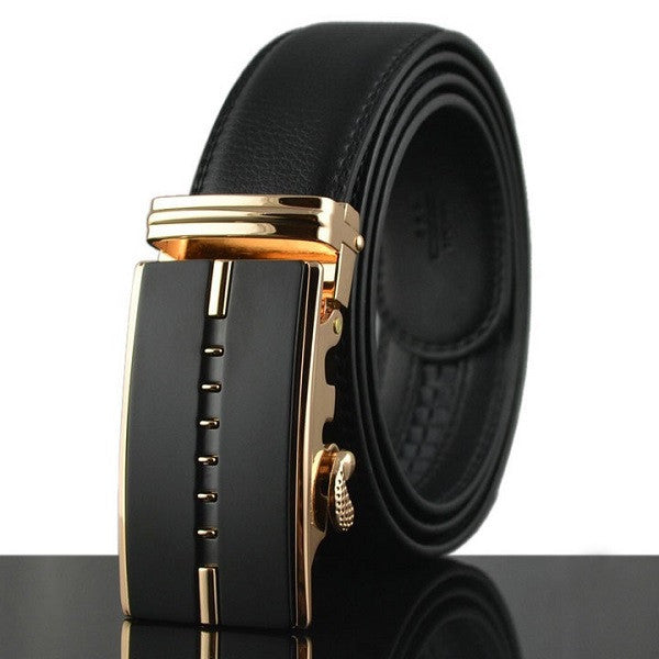 Leather belt (q170 black color).