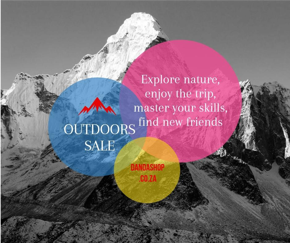 Outdoors Sale