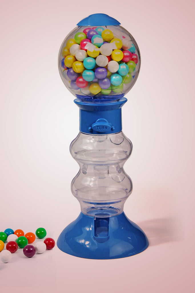 Jeronimo GumBall Dispenser - Blue