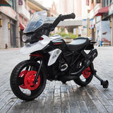 Jeronimo - Bolt Motorbike - White
