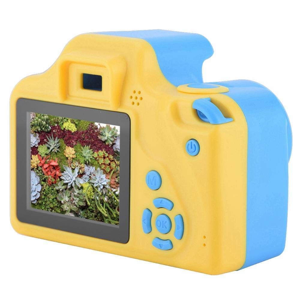 Kids Camera - Blue - Takes real pictures