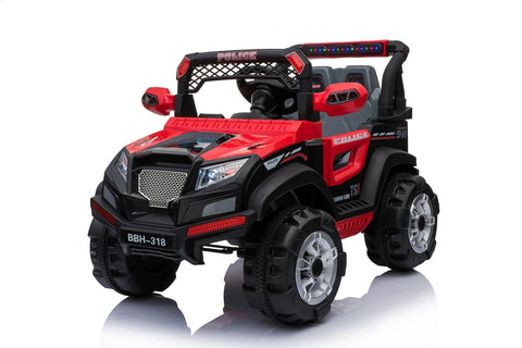 Jeronimo – Boomer SUV – Red