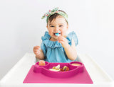 Car Feeding Mat - Pink