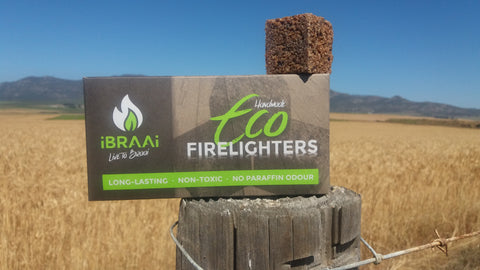 iBraai Eco Firelighters - Combo Pack