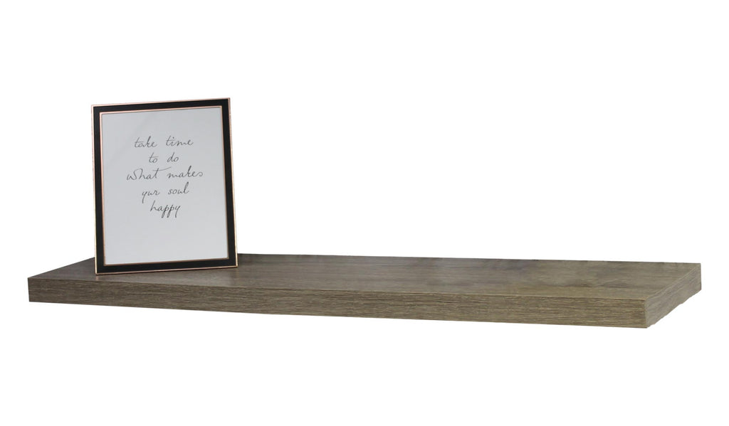 Juno Shelves - Floating Large - Wood Wash