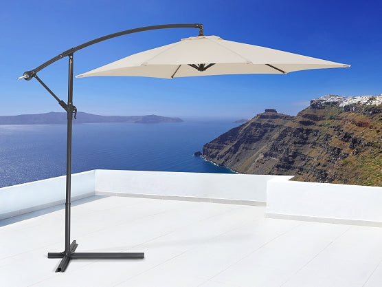 Umbrella - Vogue Cantilever - White