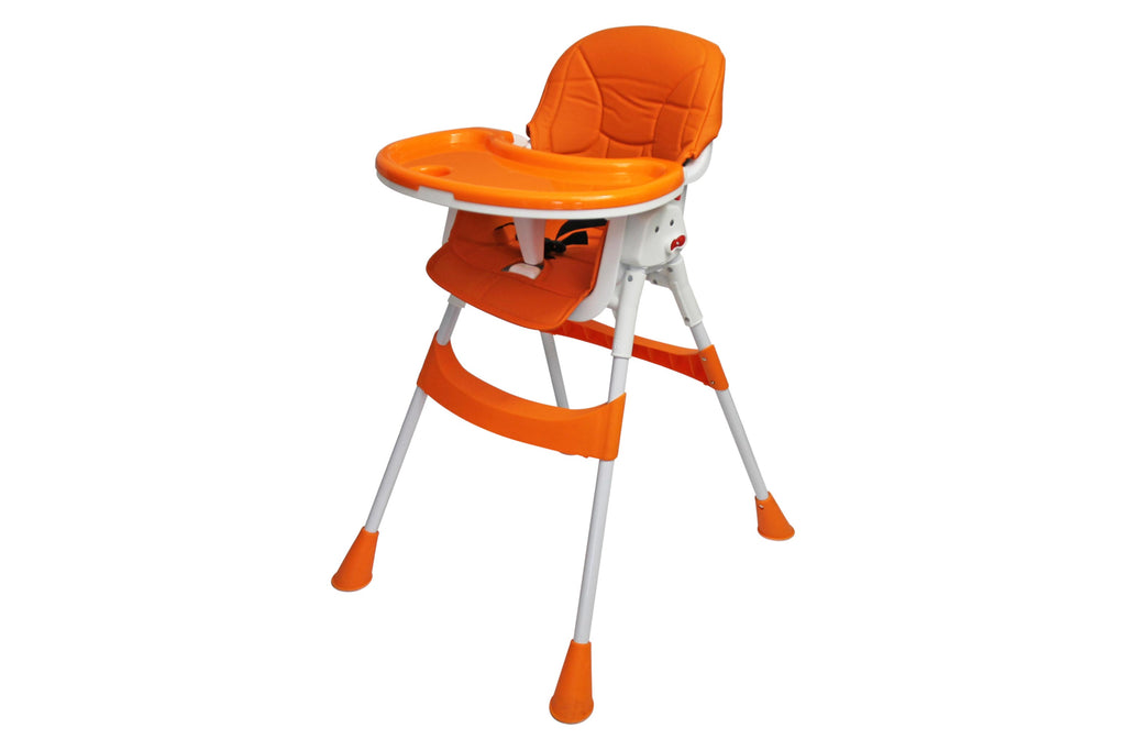 Nuovo - Quinn High Chair - Orange