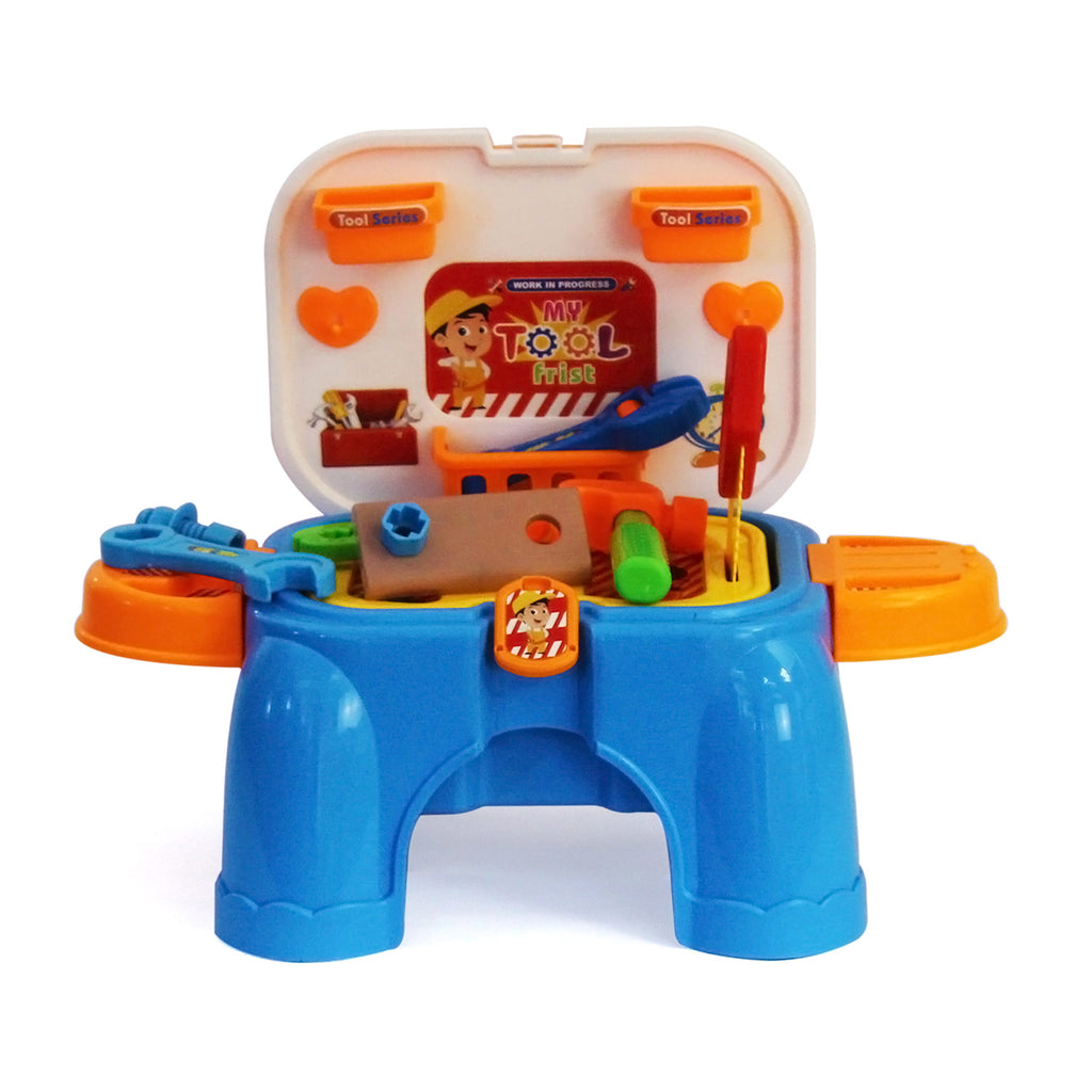 Jeronimo - Seat Playset - Tools