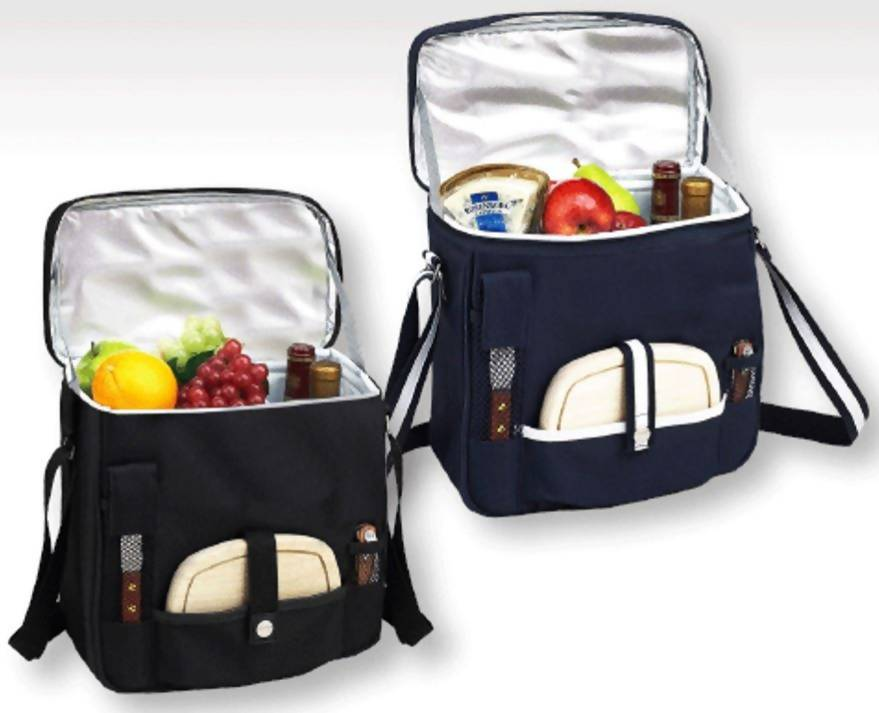 Cooler Bag With Cheeseboard Set