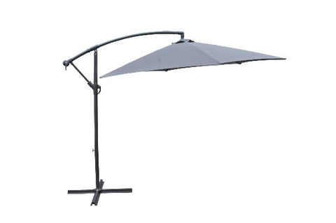 Umbrella - Vogue Cantilever - Grey