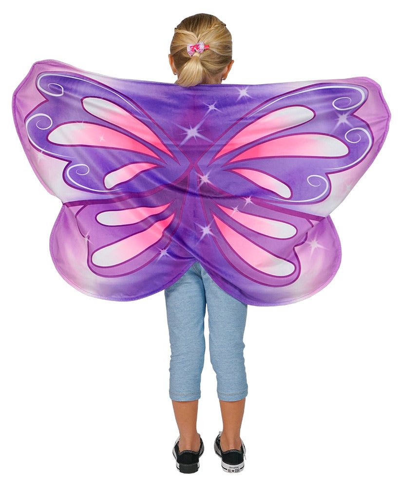 Fantasy wings - Purple Butterfly