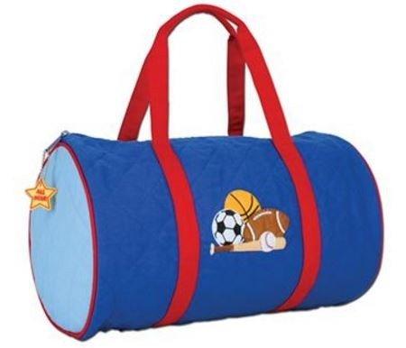 Kids Sports Duffle Bag