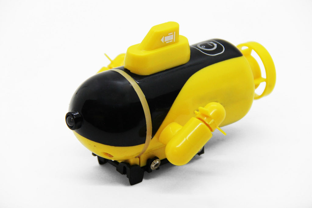 Jeronimo - R/C Submarine - Yellow