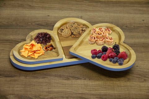 Heart Snack Board