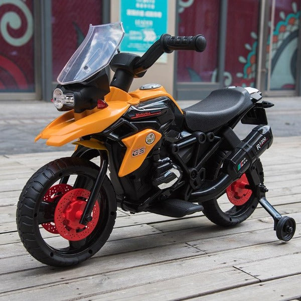 Jeronimo – Bolt Motorbike – Orange