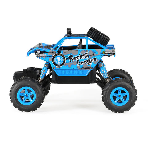 Jeronimo - King Off-Road RC Climber - Blue