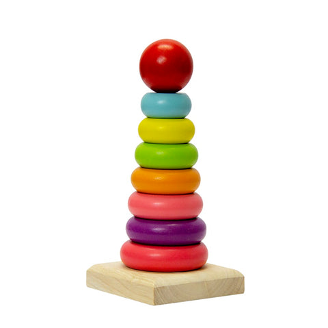 Jeronimo - Wooden Stacking Rings