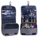 SideKick Hanging Toiletry Bag - Navy Star