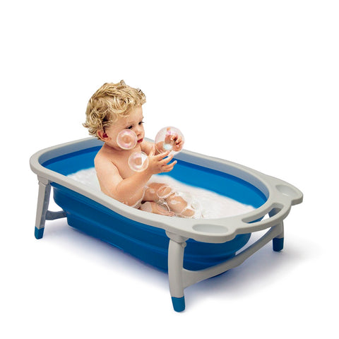 Nuovo - Folding Bath Temp Plug  - Blue