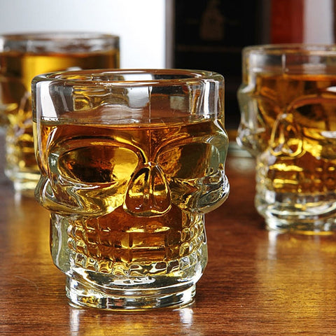 Skull Glass - Single - 500ml