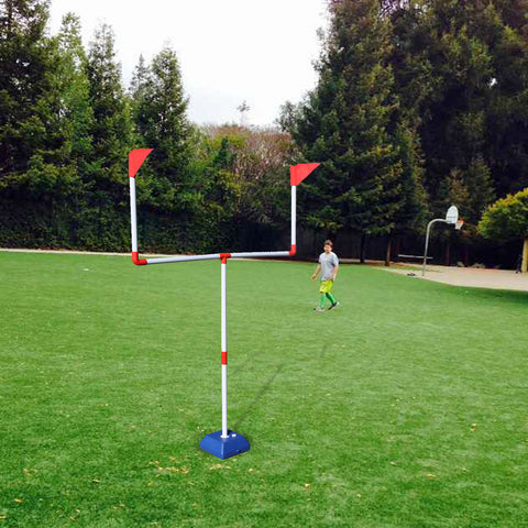 Jeronimo - Goal Post Set