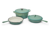 Finery - Marco Cast Iron 5pc Set - Mint