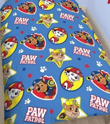 Pillow Mattress Paw Patrol Kids Sleeping