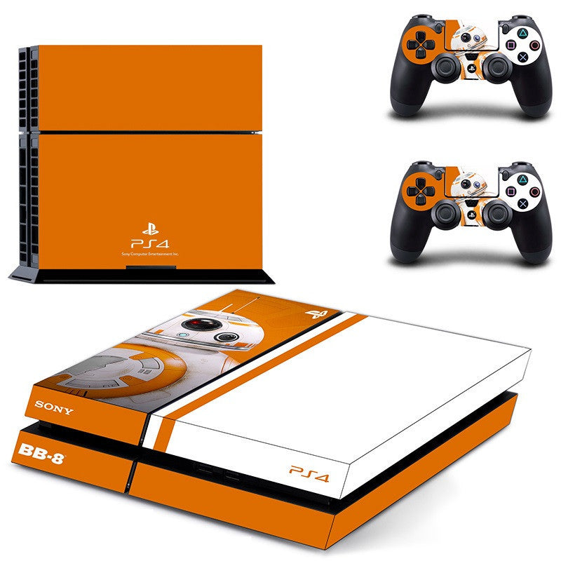 Console Skins Stickers for Playstation 4 - D and A Products - 2