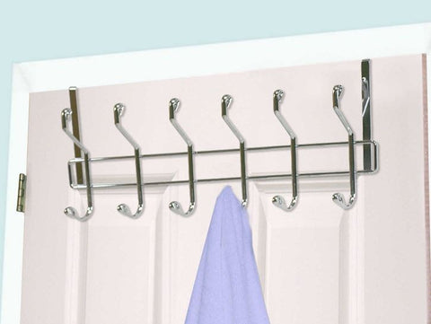 Bundle Deal Take 2 Hanger Hooks Rail Organiser Overdoor
