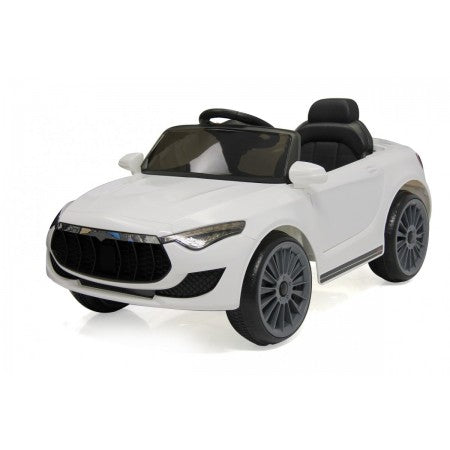 Jeronimo – MaxFly Speeding Car – White