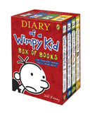 Diary of a Wimpy Kid Box of Books Paperback - UK Imports