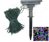 Solar Fairy Lights 19.2M MC 240 LEDs - Party Holiday Decor Lighting