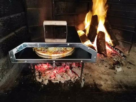 Single Pizza Oven