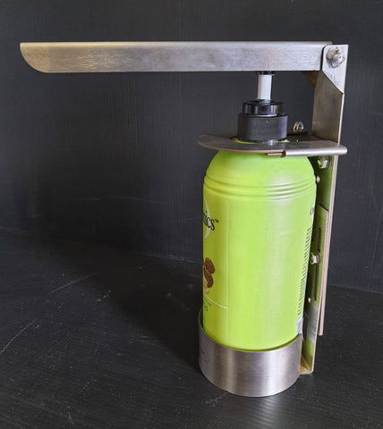 Elbow Stainless Steel Sanitizer dispenser