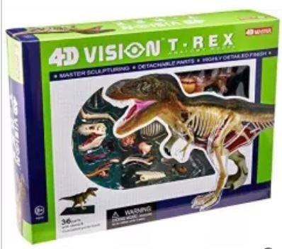 Animal Anatomy T-Rex Bar Gadgets and Gifts