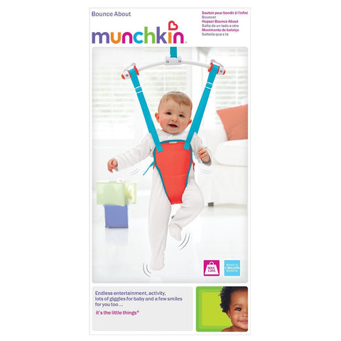 Munchkin Bounce About - UK Import dandashop.co.za