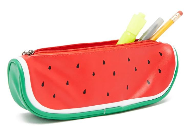 Pencil Pouch Cosmetic - Watermelon Case