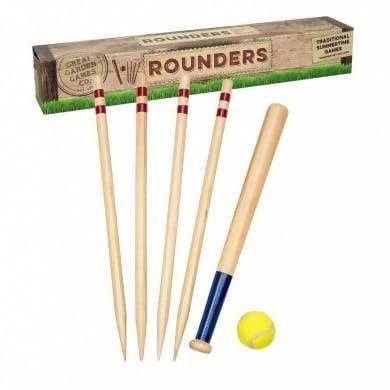 Outdoor Games Set Rounders Game
