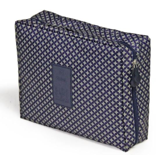 Cosmetic Case - Navy Star - Get 2