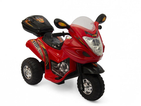 Jeronimo SUPER Bike – Red