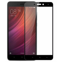 Tempered glass screen protector - Redmi Note 4 Black