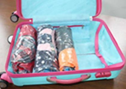 Storage Bags Hand Roll x 2 Pieces