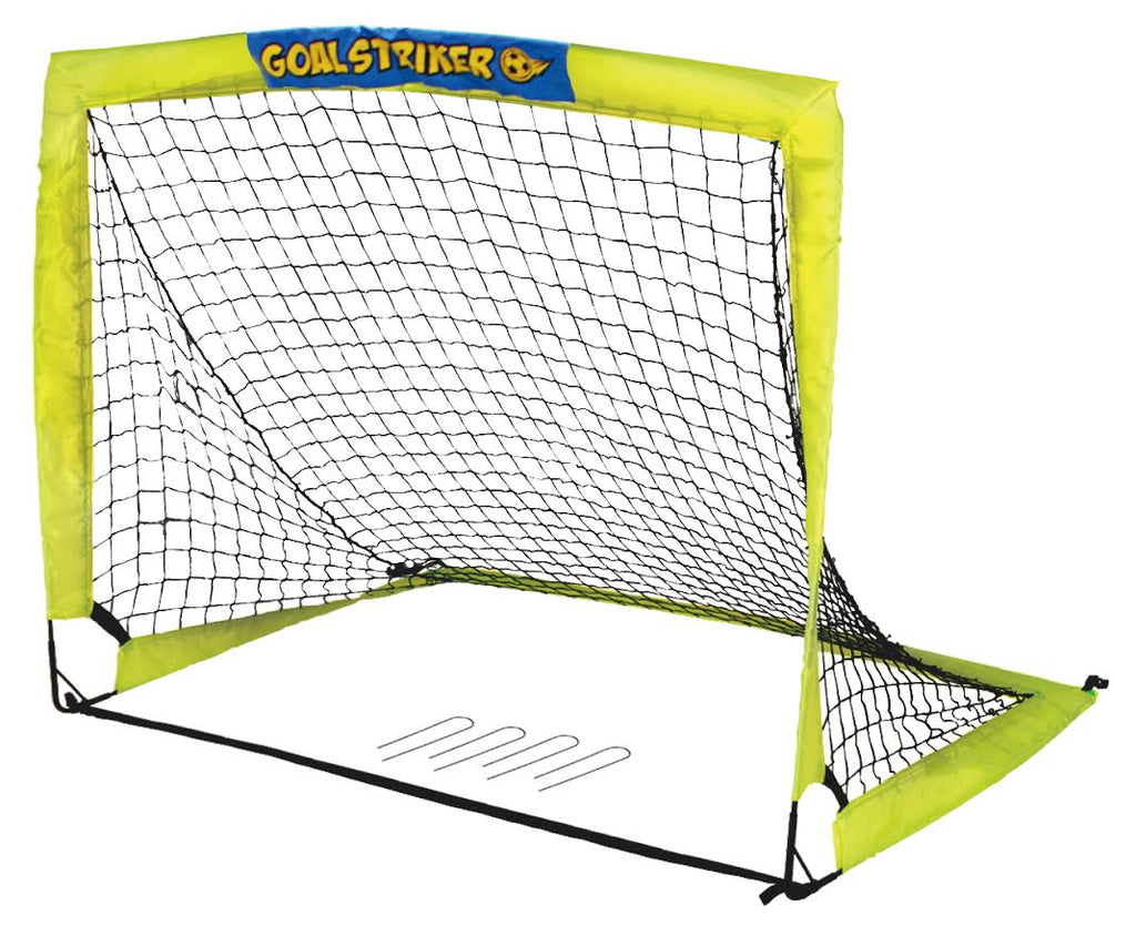 Jeronimo - Portable Soccer Goal (Size 1.2m x 0.914)