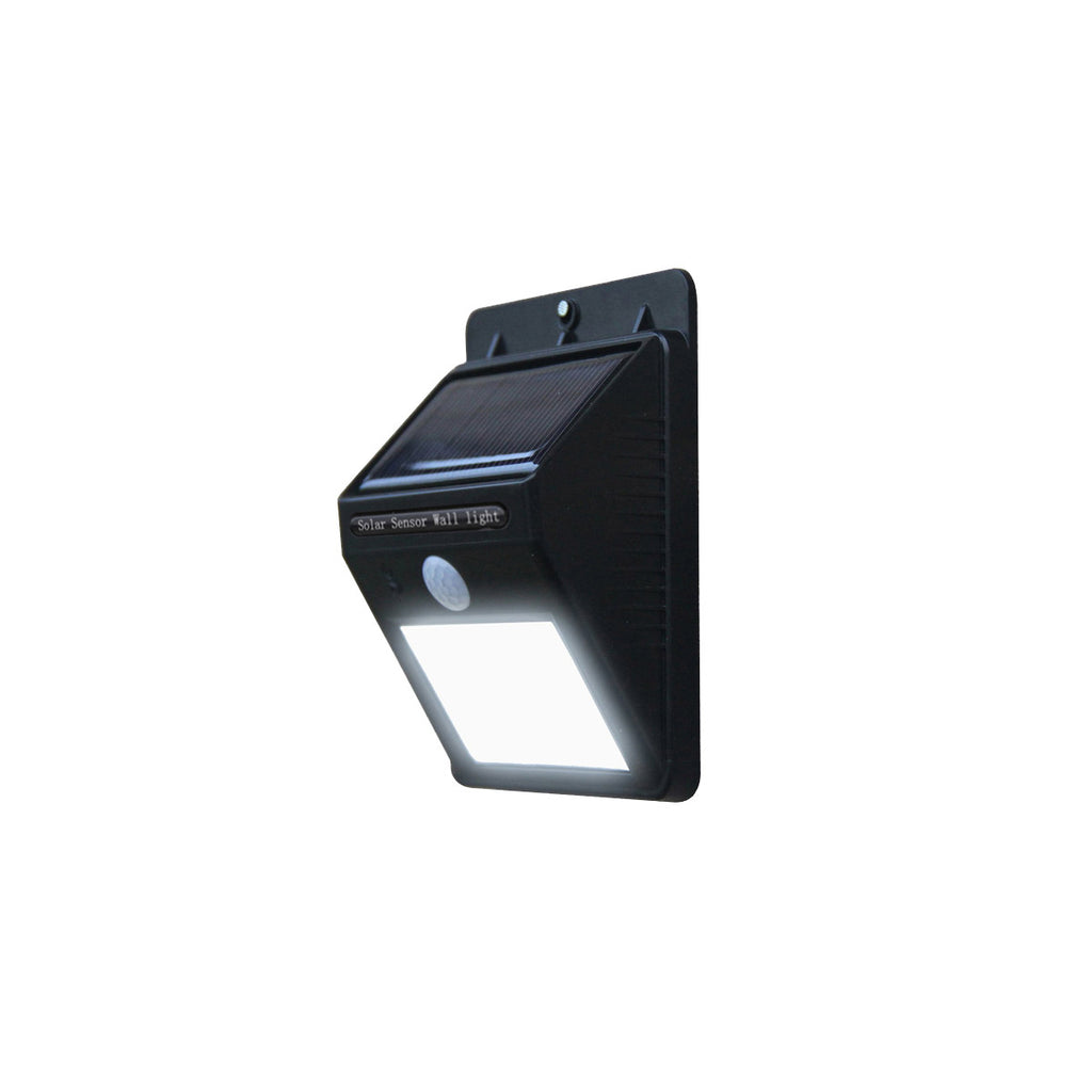 Solar - Sensor Wall Light