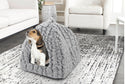 Rex - Snakeskin Plush Pet House